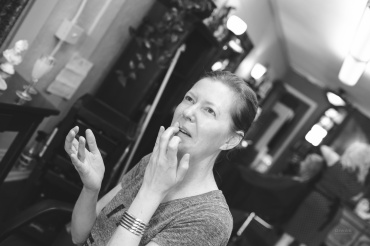 The goal is to offer up a day of care and nurturing to one who gives of herself without expectation. And who better than Hallie, the Team Newby Queen and Jeremy's partner of over 20 years?!